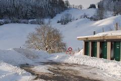 Winterimpressionen beim Oberbölchen