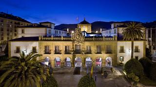 Melia La Reconquista, en Oviedo.