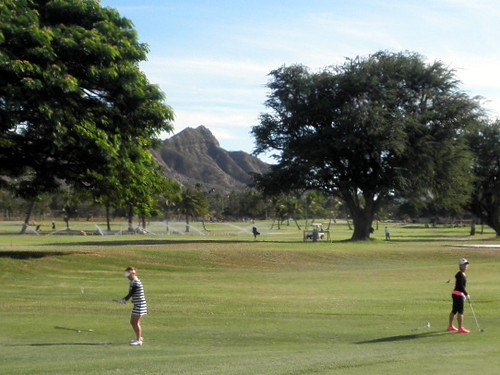 Ala Wai Golf Course 105b