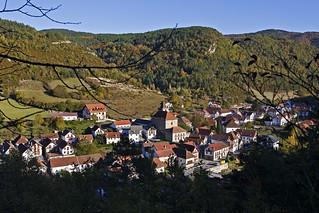 Ezcaroz (Navarra). Foto: Javier Campos.