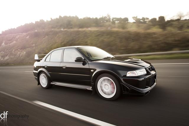 Mitsubishi Evolution VI Tommi Mäkinen Edition