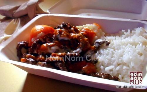 Beef Shawarma Plate by Shawarma Bros