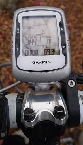 garmin 500 with BarFly