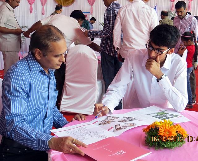 Bhoomi Poojan of 33 KeshavKunj, 2 BHK 2.5 BHK & 3 BHK Flats, near Orbis School, at Keshav-Nagar, Mundhwa, Pune 36