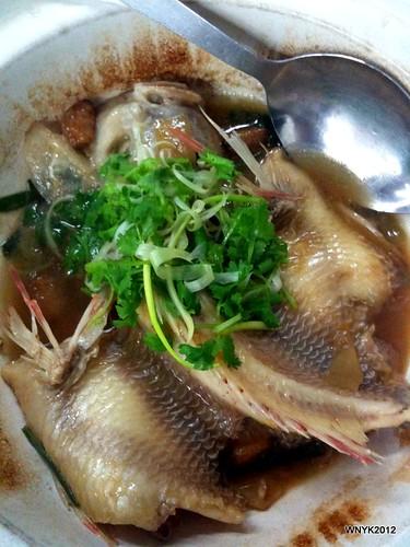 Claypot Fish