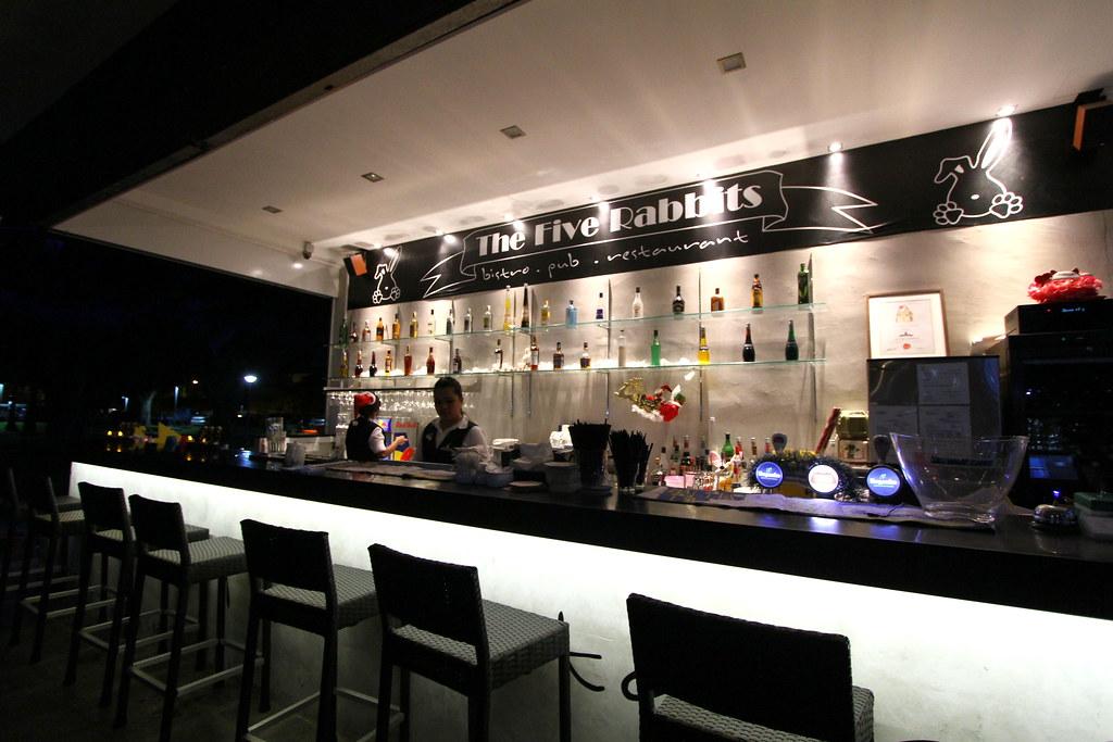 5酒后兔子酒吧