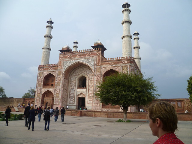 Sikandra Monument