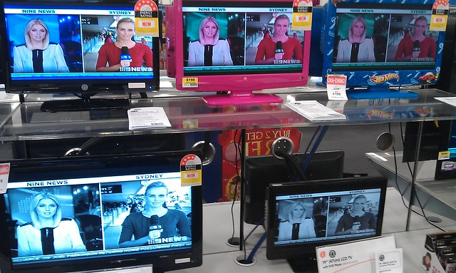 TVs in Big W