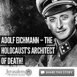 Adolf Eichmann – The Holocaust's Architect of Death - Mike Evans