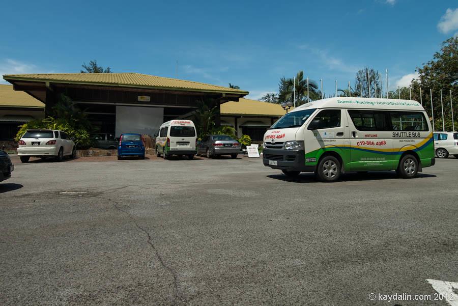 damai shuttle bus