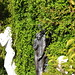 Small photo of Adam and Eve Sculpture at Hearst Castle