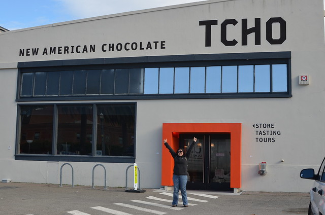 TCHO factory