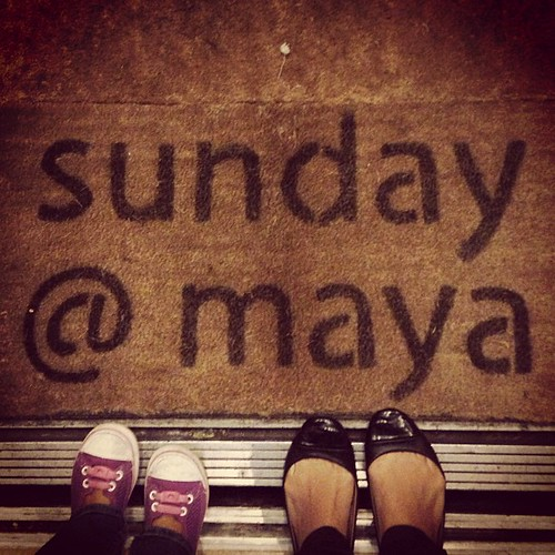 have a great sunday, people of the world! #hotelmaya #kualalumpur