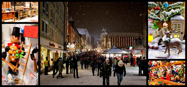 Nürnberg Christkindlesmarkt 2012