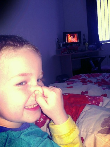 watching toy story in bed with Arran. good times by xxx zos xxx