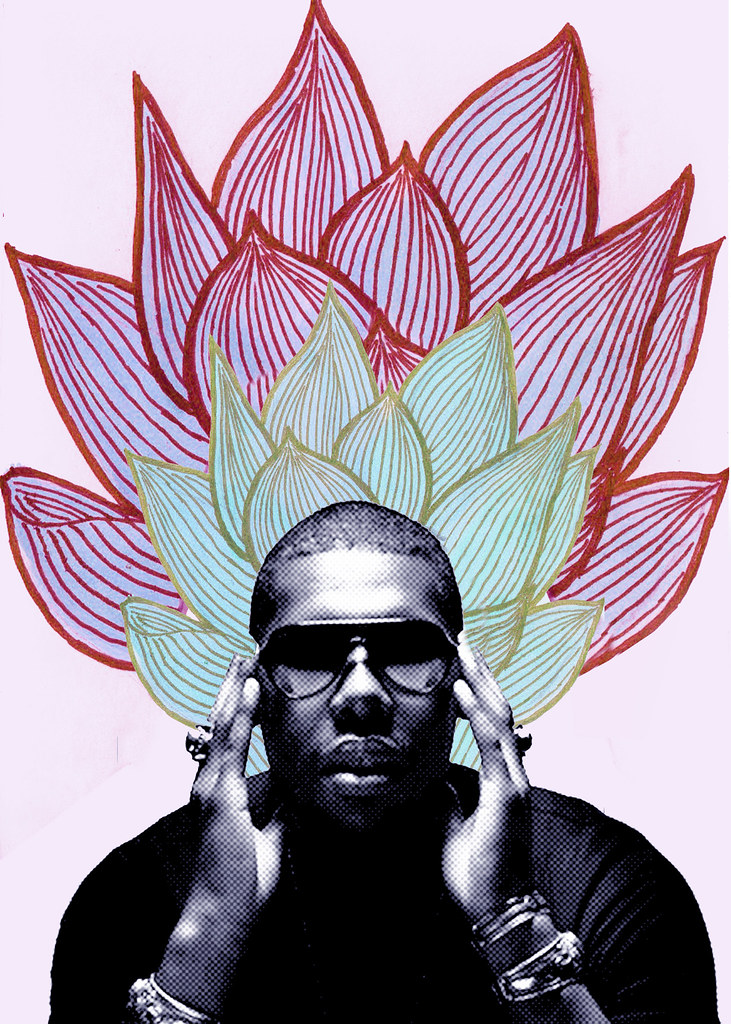 FLYING LOTUS for BONAFIDE rough 2