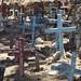 Cementerio - cemetery; San Miguel Piedras, Distrito de Nochixtlán, Región Mixteca, Oaxaca, Mexico por Lon&Queta