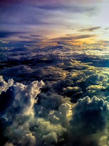 weatherphotography cloudsskyacehsumatrasunsetislandrainyseasoniphone4