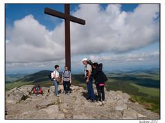2011-06-06_Les randonneurs au Sommet du Mont Mézenc
