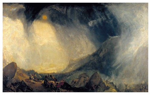 Paisajes de William Turner