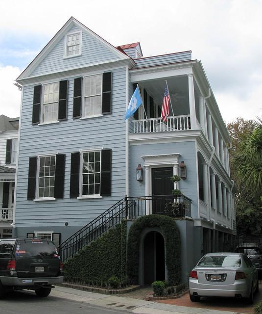 Charleston Preservation Society Tours