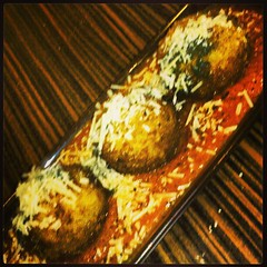 Rosario's Fried Risoto Balls