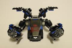 LEGO DC Universe Super Heroes The Bat vs. Bane: Tumbler Chase (76001)