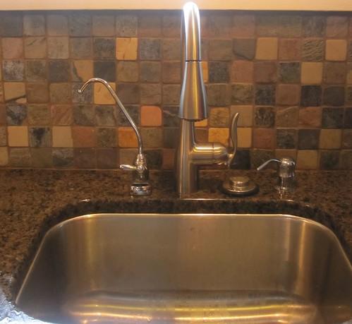 brand new faucet yay by Rakka