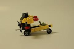 LEGO Teenage Mutant Ninja Turtles Baxter Robot Rampage (79105)