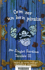 Cressida Cowell, Com ser un bon pirata