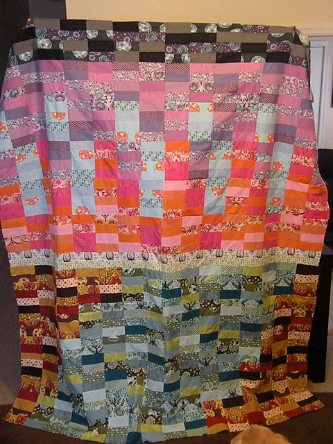 tula pink quilt top