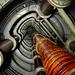 Atom Smasher by earthmagnified