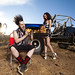 Wayne and Tera Static by Jeremy Danger by LuluDangerMakeup
