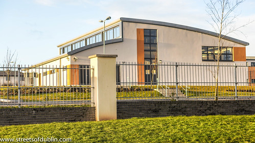 Scoil na Naomh Uilig Rickardstown, Newbridge, Co. Kildare by infomatique