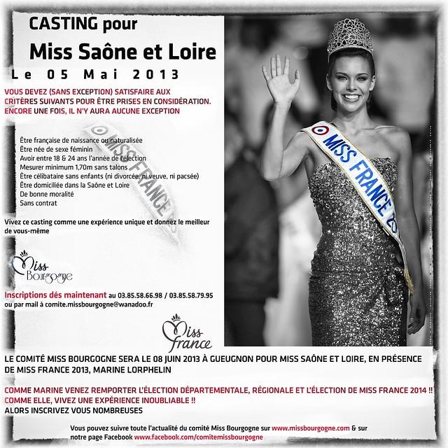 Miss-Saône-et-Loire