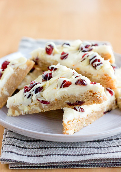 Cranberry Bliss Bars | Flickr - Photo Sharing!
