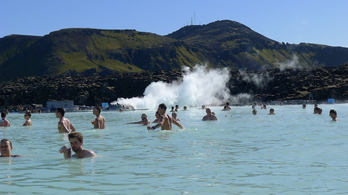 Iceland, Blue Lagoon - by Stef