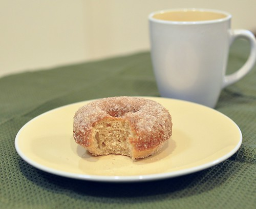 Maple Cinnamon Donut