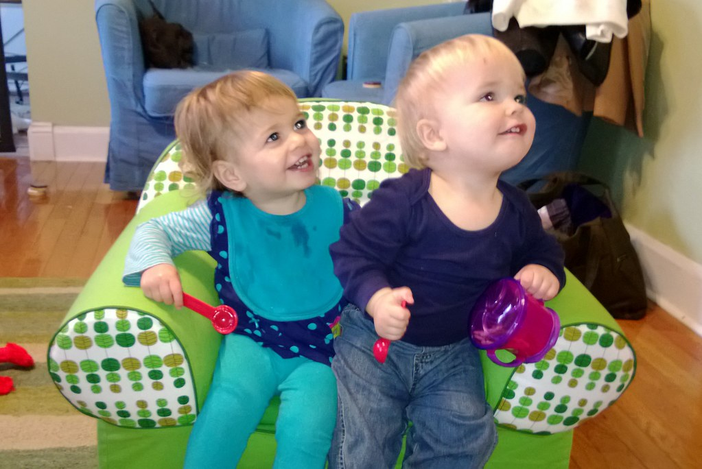 Colbie and Grayson