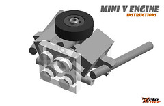 Mini V Engine Instructions