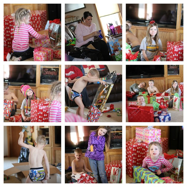 Stapleton Christmas Collage