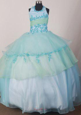 layers little girl pagenat dress