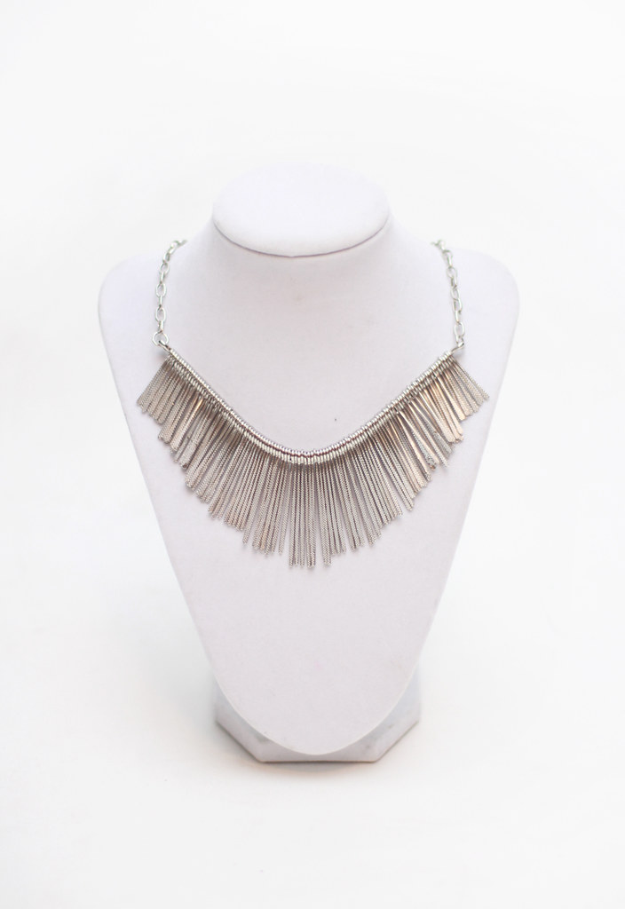 empress silver statement nekclace by Tarte Vintage at shoptarte.com