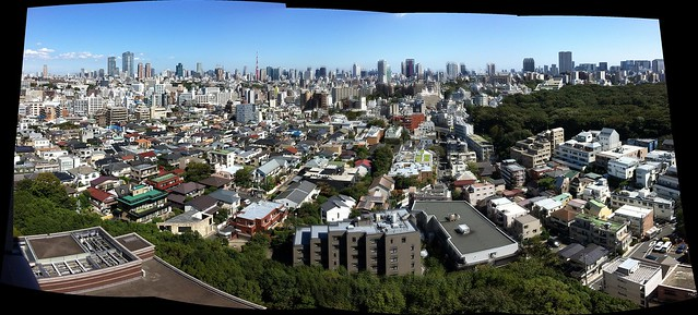 Photo:View from The Westin Tokyo By nicwn