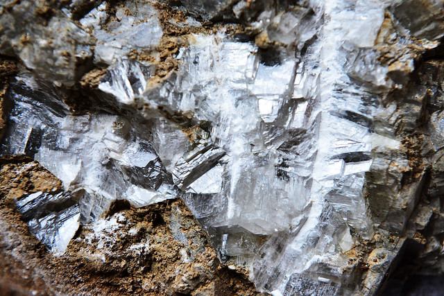 calcite outcrop