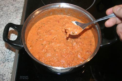 39 - Spaghetti al tonno - Probieren / Try