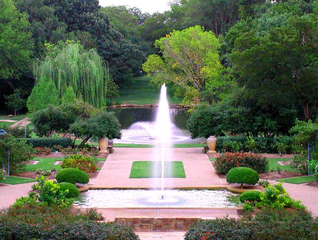 Rose Ramp Fort Worth Botanical Gardens Flickr Photo Sharing