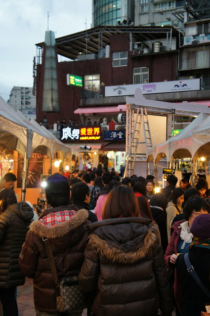 Night Market At Red Pavilion