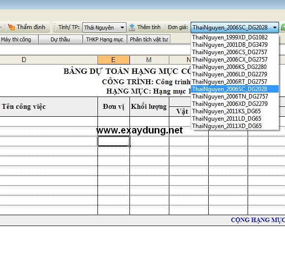 8366050010 95d3c19bcf z Lập đơn giá cho công tác không có trong dự toán