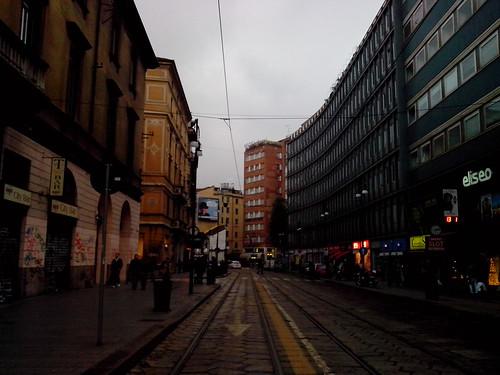 Cielo grigio di gennaio a Milano by Ylbert Durishti